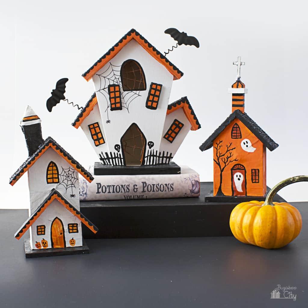 Haunted Houses DIY