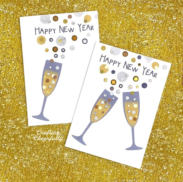 Free Printable Happy New Year Cards