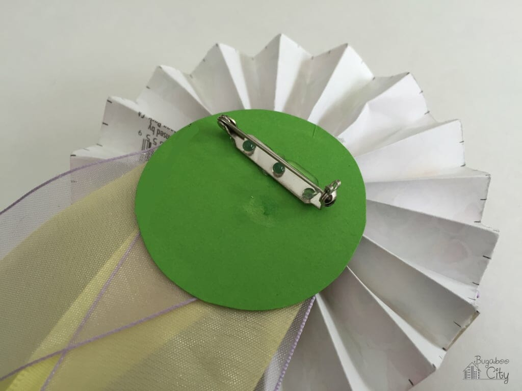 Paper Medallion