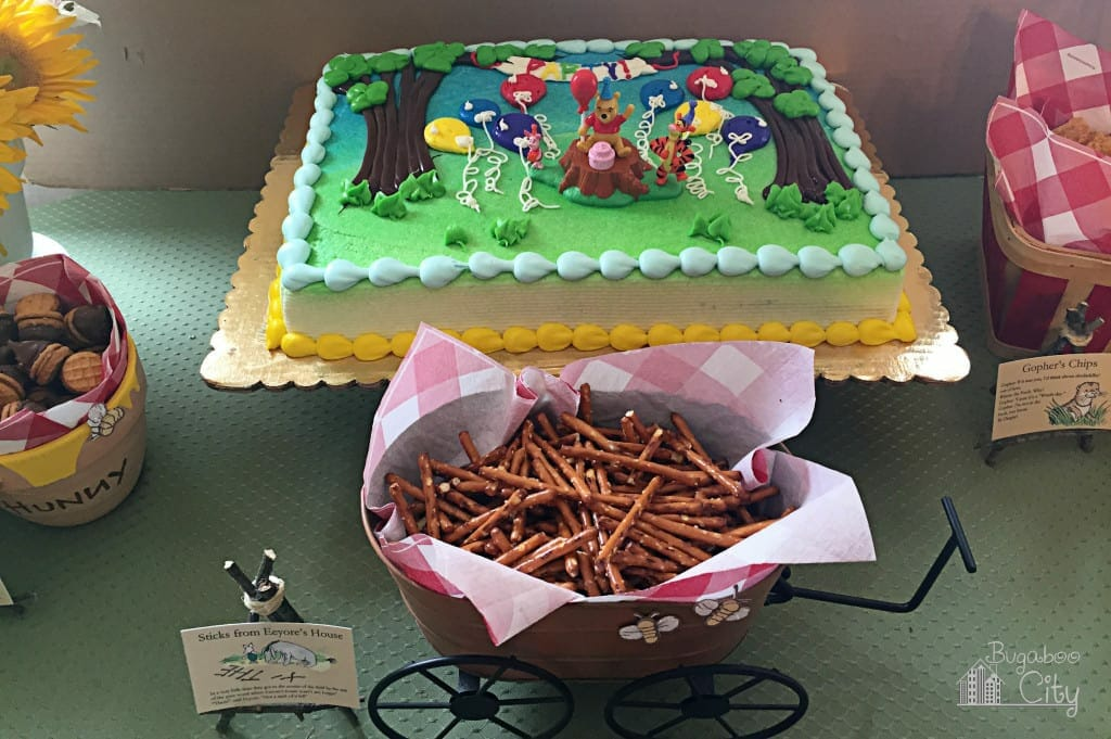 Winnie the Pooh Party Food Ideas
