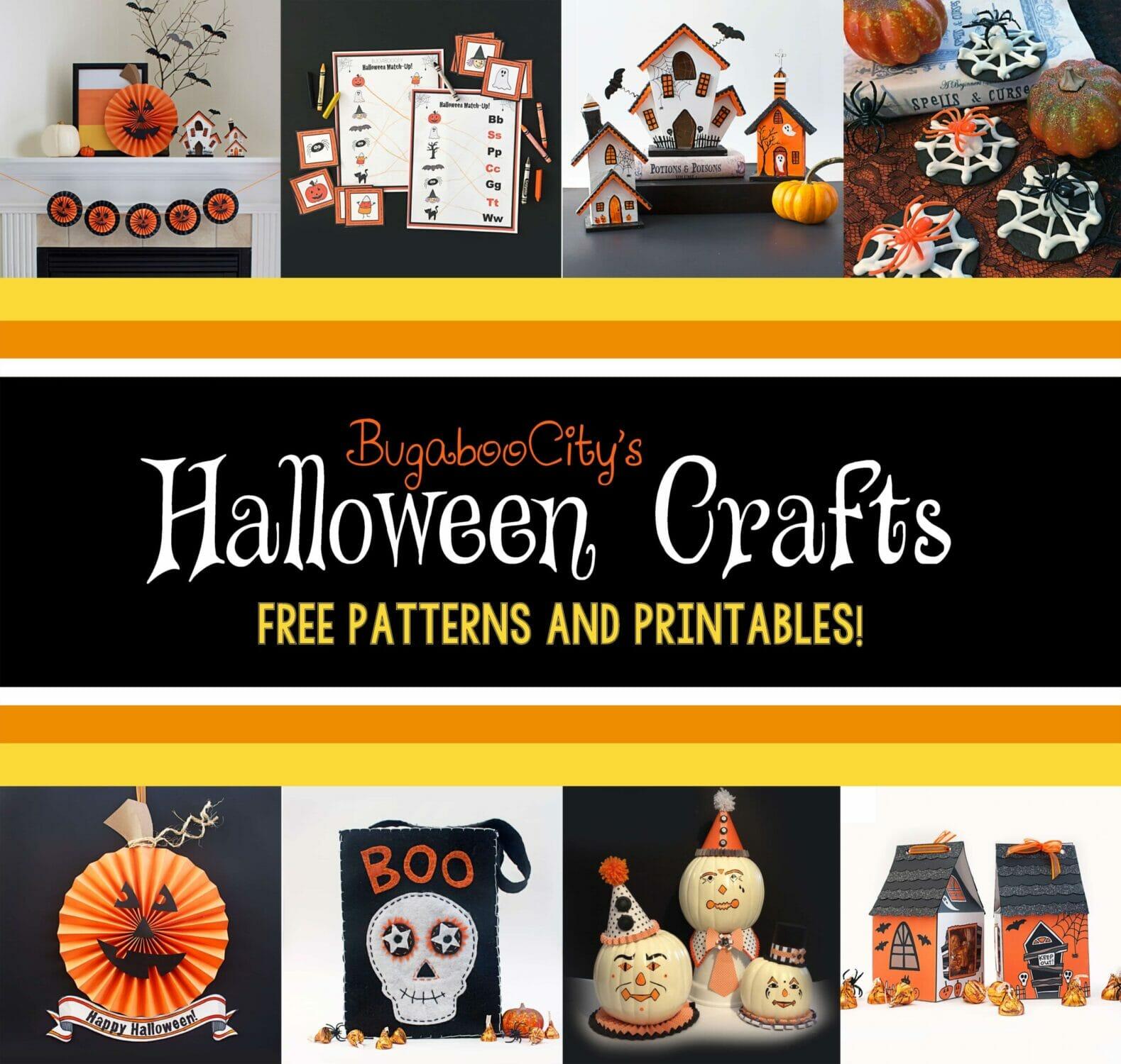 10 Spooky DIY Halloween Crafts