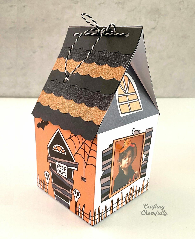 Haunted House Treat Box
