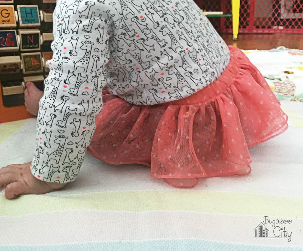 DIY Baby tutu tutorial
