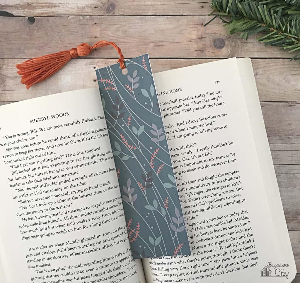Woodland Bookmark Roundup
