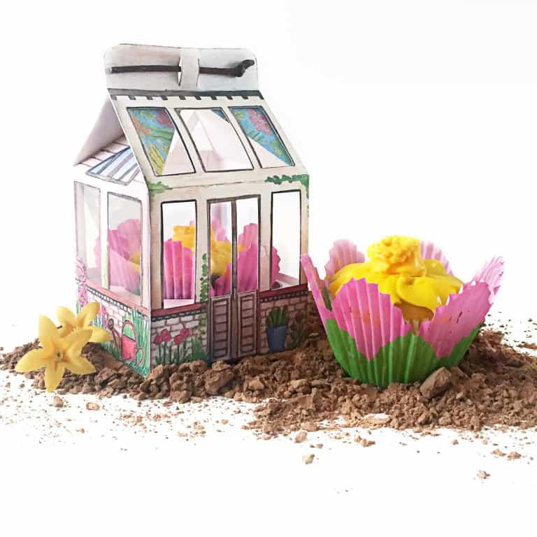 Greenhouse Gift Box