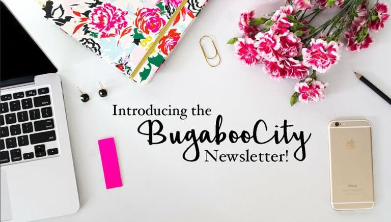 Introducing the BugabooCity Newsletter!