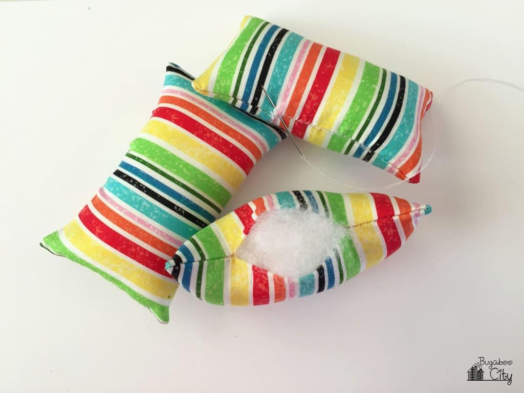 Back to School Teacher Pillow Wreath