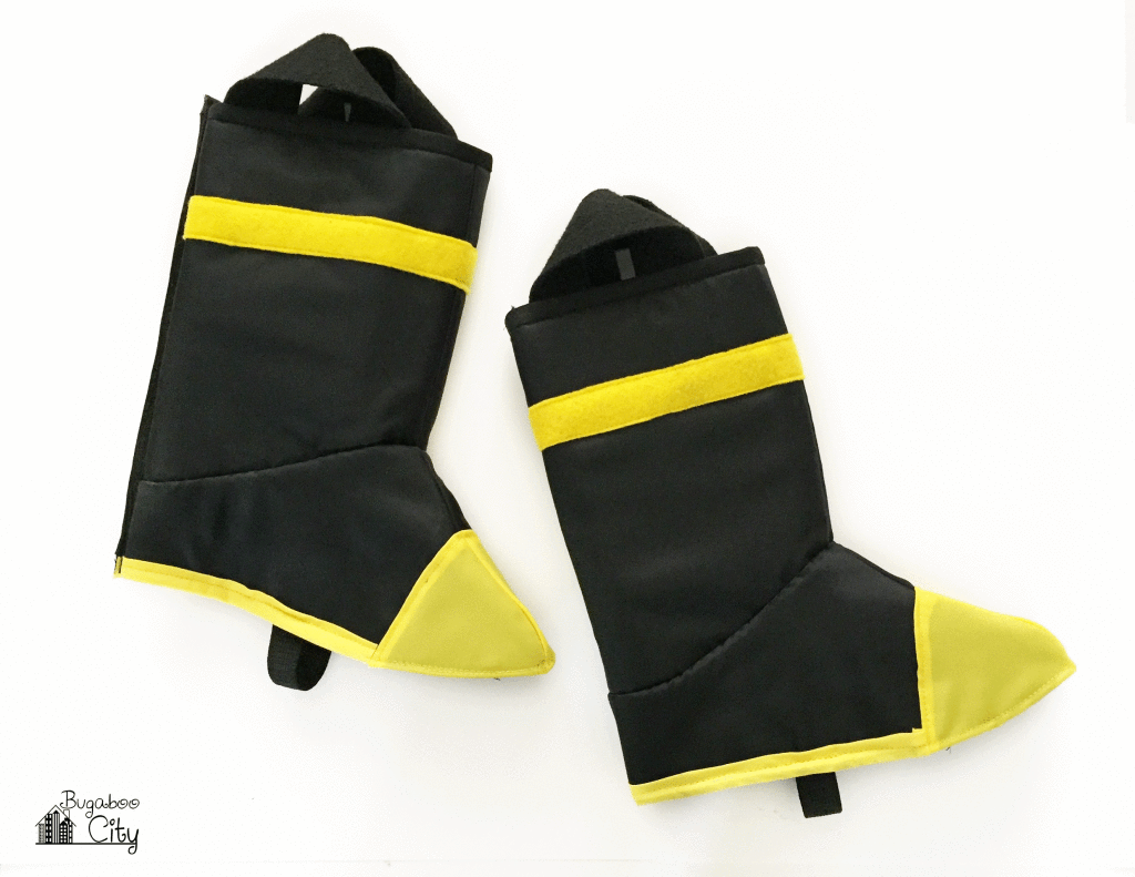 diy-costume-firefighter-boots
