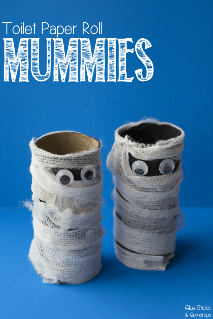 toilet-paper-roll-mummies-by-glue-stick-and-gumdrops