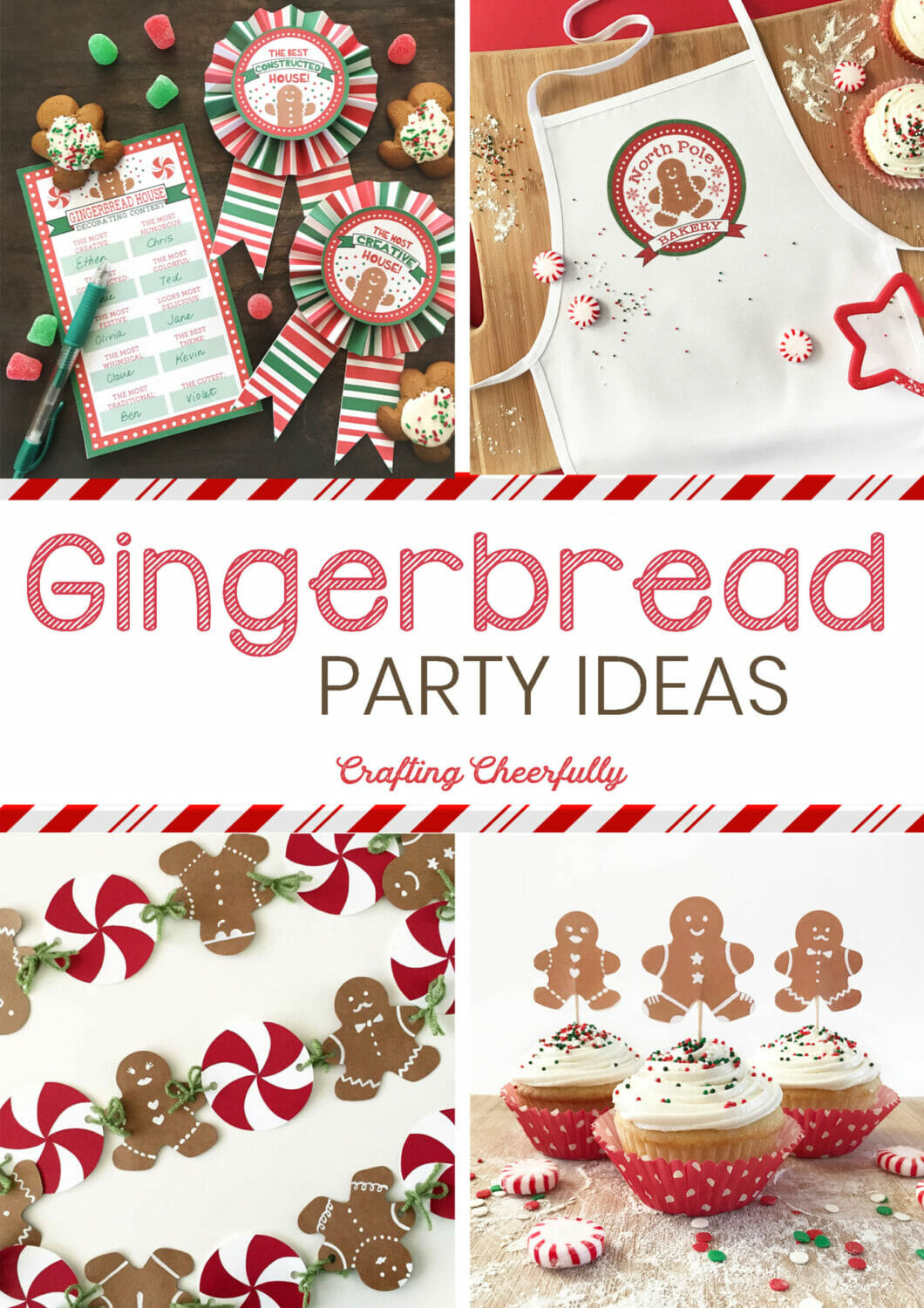 Gingerbread Party Ideas