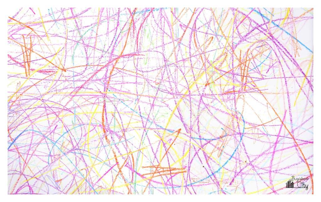 Children's Artwork for Artist Smock