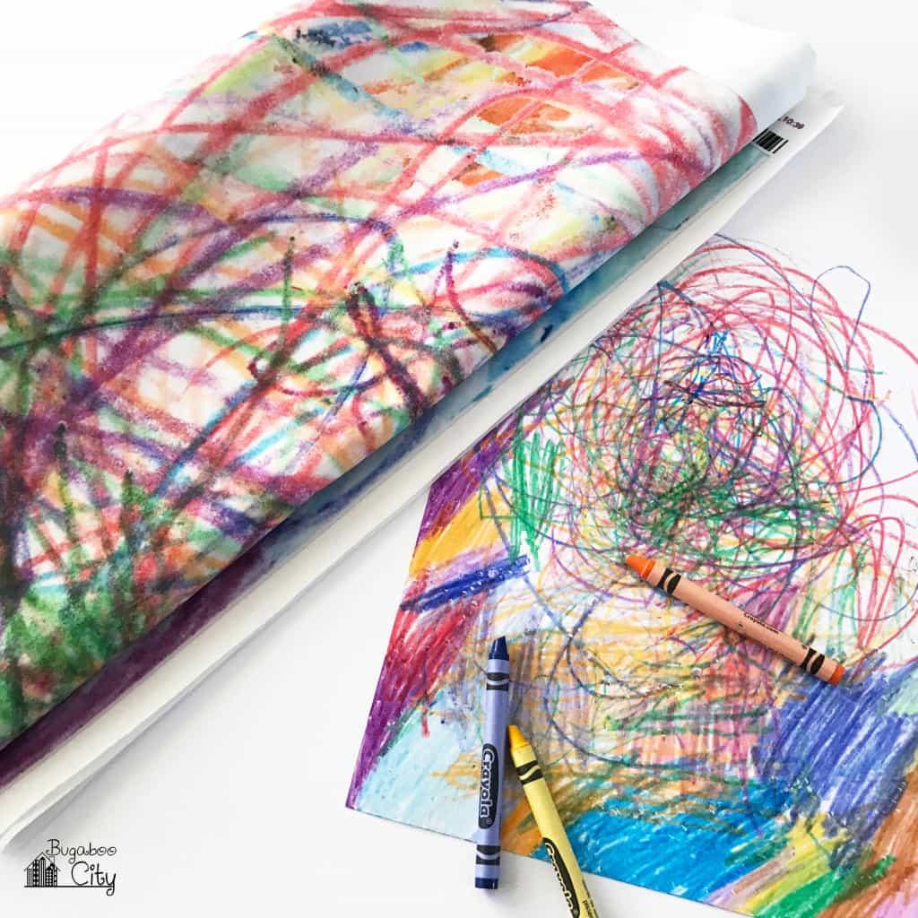 Printed Fabric from Contrado