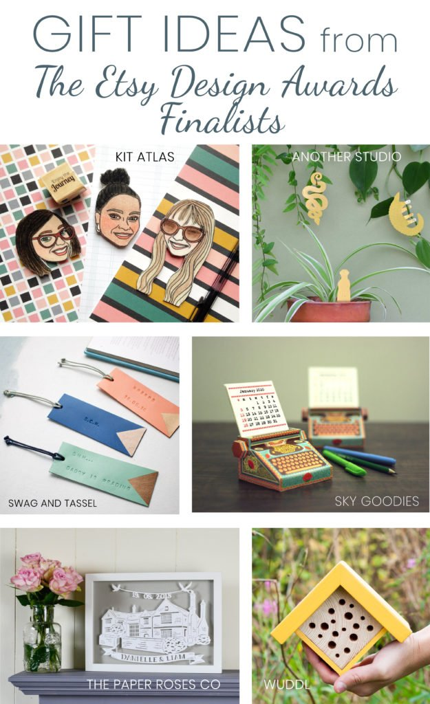 Gift Ideas from the Etsy Design Awards Finalists