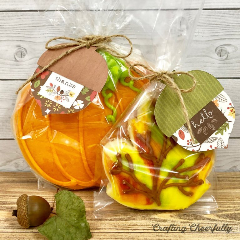 DIY Autumn Acorn Gift Tags – Free Templates