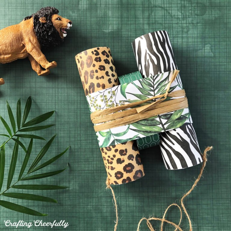 DIY Safari Binoculars