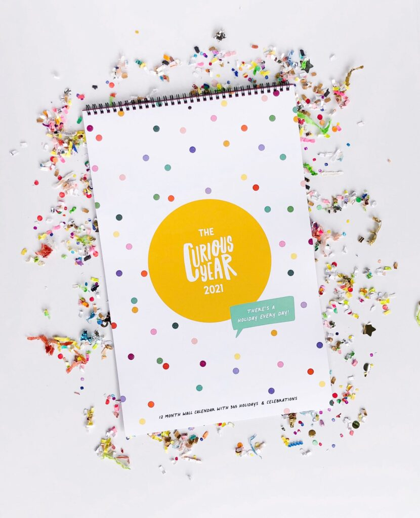 12 Unique 2021 Calendars To Start The New Year Crafting Cheerfully