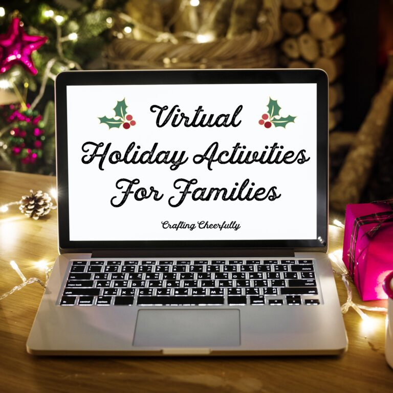 Virtual Holiday Activities for Families