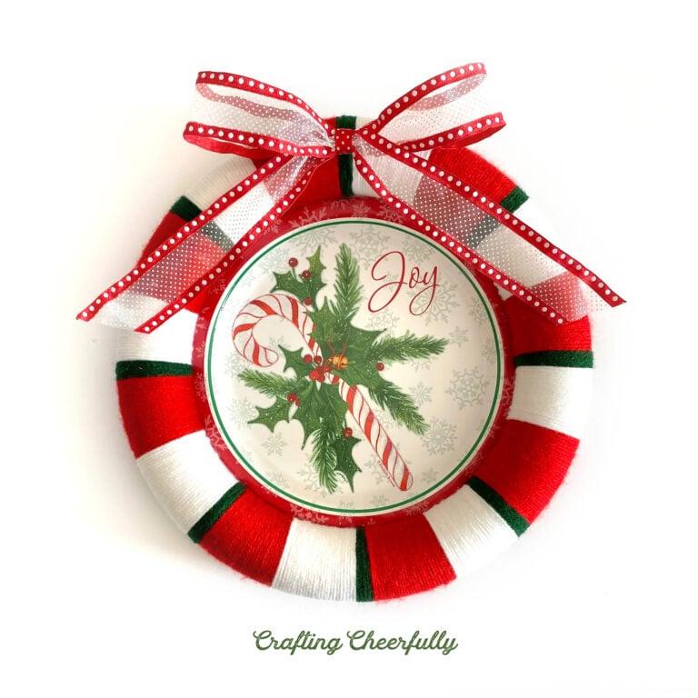 Easy DIY Christmas Wreath