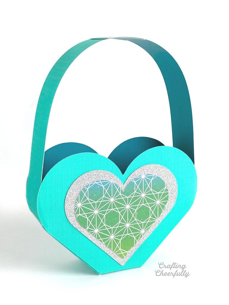 DIY Valentine Treat Box