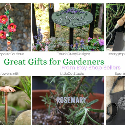 Great Gifts for Gardeners!
