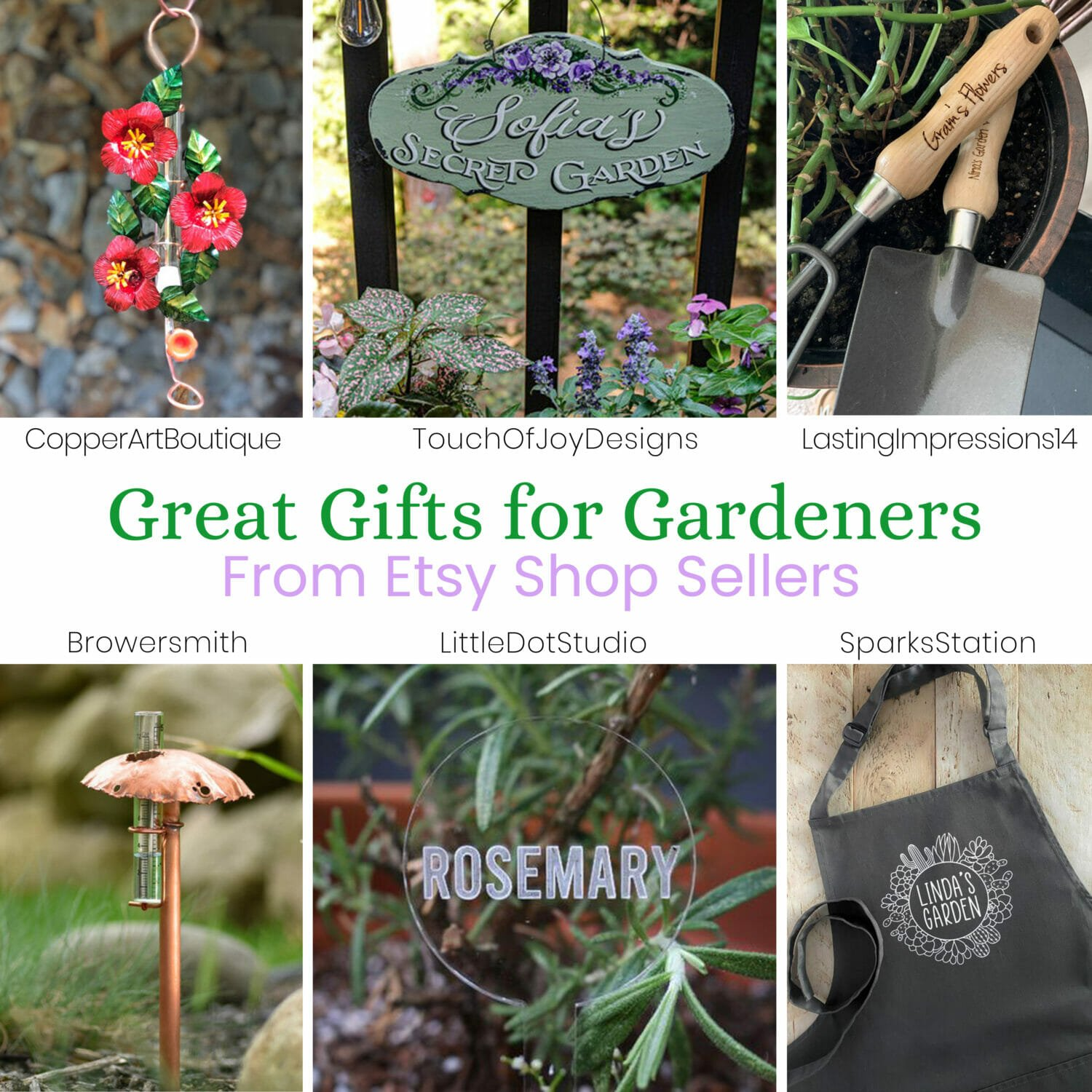 22 Great Gifts for Gardeners!