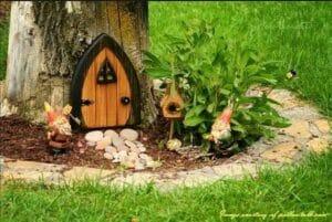 Gnome Doors by NothinButWood