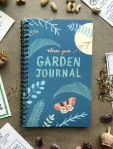 Garden Journal by The Far Woods