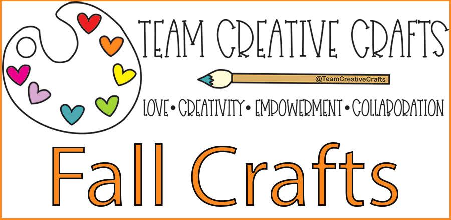 Creative Crafts Fall Crafts