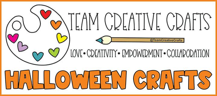 Team Creative Crafts Halloween Crafts